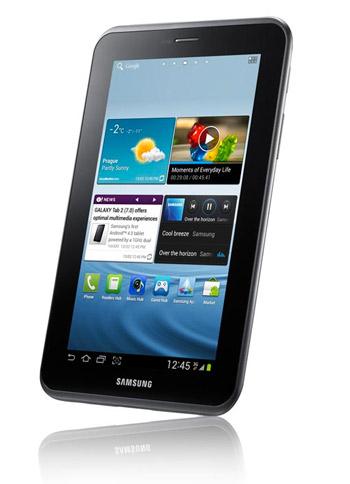 Samsung Galaxy Tab 2 Android 4.0 Ice Cream Sandwich