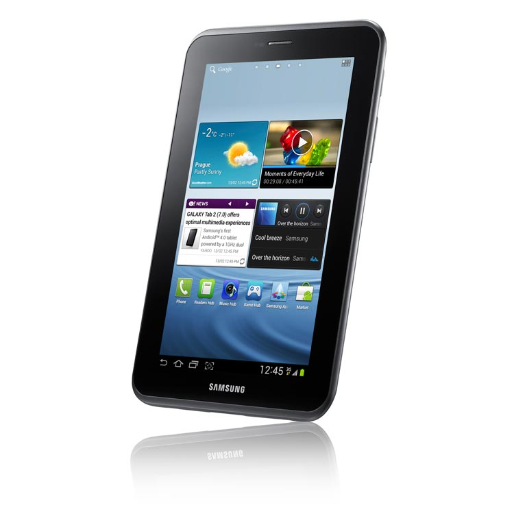Samsung Galaxy Tab 2 Android 4.0 Ice Cream Sandwich