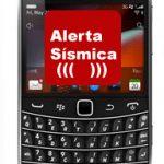 Anuncian aplicación Alerta Sísmica para iPhone, iPad y BlackBerry