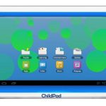 Archos anuncia Child Pad una tablet para niños con Android Ice Cream Sandwich
