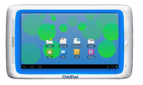 Archos Child Pad Tablet para niños