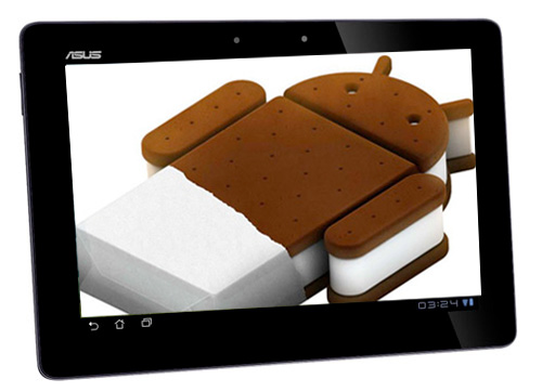 Asus Transformer Prime reciben Android Ice Cream Sandwich en México