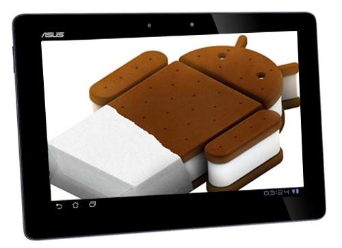 Asus Transformer Prime reciben Android Ice Cream Sandwich en México