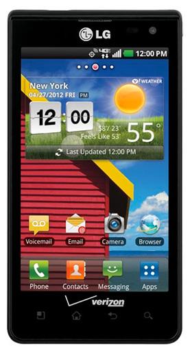 LG Lucid 4G presentado oficialmente