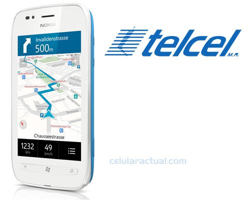 Nokia Lumia 710 ya en Telcel México