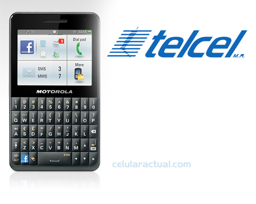 Motorola Motokey Social ya en México con Telcel