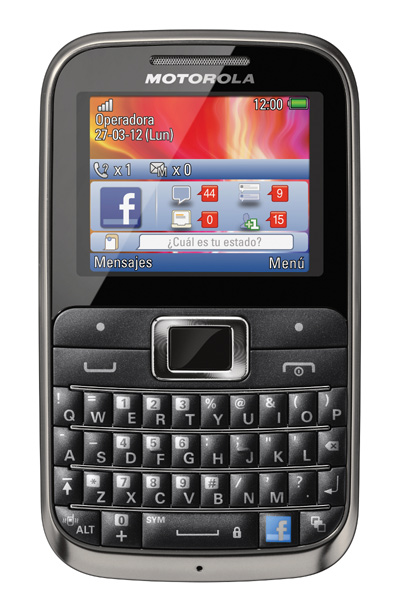 Motorola MOTOKEY Wi-Fi en México Telcel
