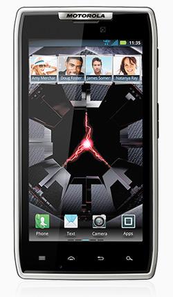 Motorola RAZR en blanco ya en México con Telcel