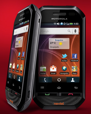 Motorola Trace i867 Nextel