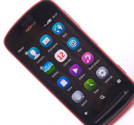 Nokia 808 PureView con Belle Featured Pack 1