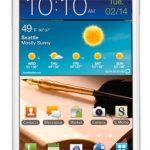 Samsung Galaxy Note Blanco ya en México con Telcel