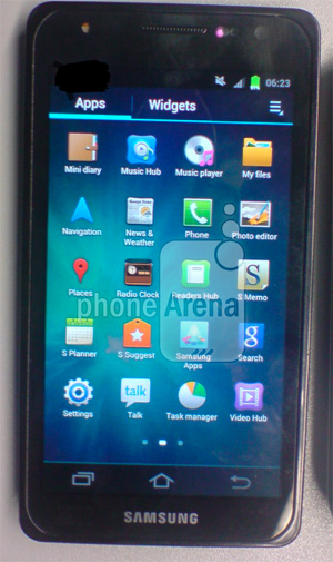 Samsung GT-i9300 se filtra foto, esperemos que no sea el Galaxy S III