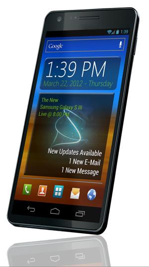 Samsung Galaxy S III falsa
