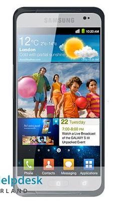 Samsung Galaxy S III foto oficial