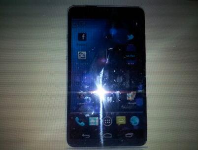 Samsung Galaxy S III en vivo