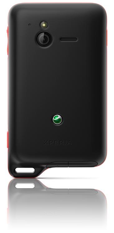 Sony Xperia Active cámara 5 megapixeles