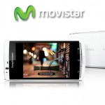 Sony Xperia Arc S ya en Movistar México