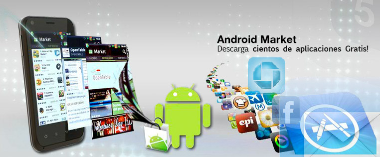 Zonda Raging con Android