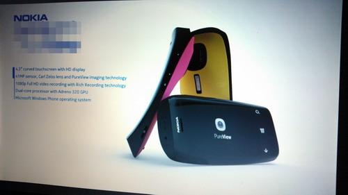 Nokia Lumia PureView