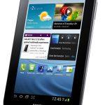 Samsung Galaxy Tab 2 7.0 y Galaxy Tab 2 10.1 se estrenan en abril y mayo