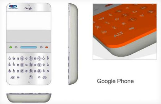 Google Phone del 2006
