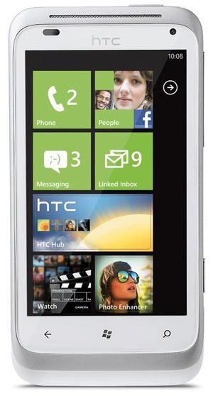 HTC Radar pronto en México con Windows Phone Mango