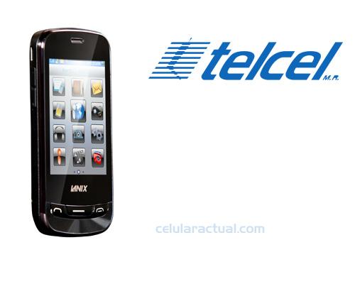 Lanix T60 con TV gratis ya en Telcel