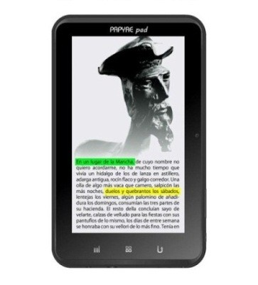 Papyre Pad E-Reader