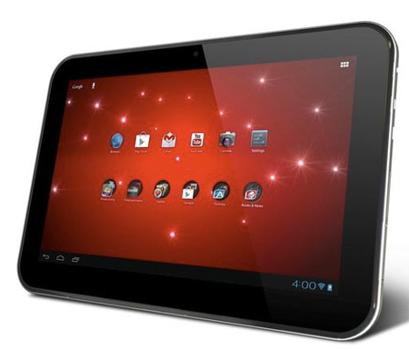 Toshiba anuncia 3 tablets Excite con Android Ice Cream Sandwich