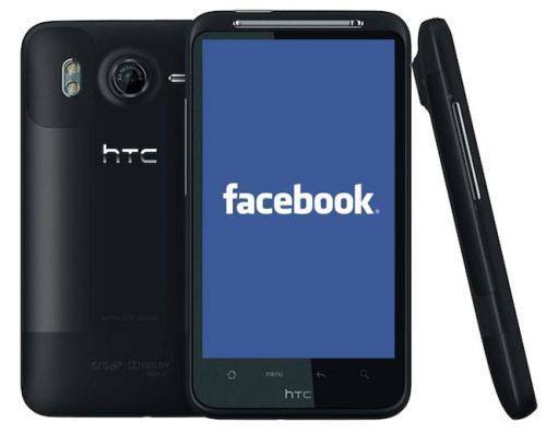 Facebook HTC Phone