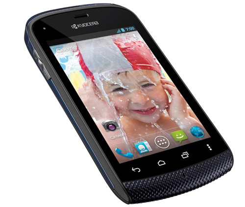 Kyocera Hydro con Android Ice Cream Sandwich