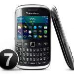 BlackBerry 9320 ya en México con Telcel y Movistar