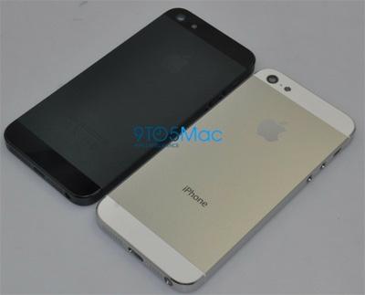 iPhone 5 cubiertas carcazas prototipo se filtran