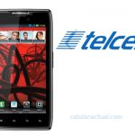 Motorola RAZR MAXX en México con Telcel