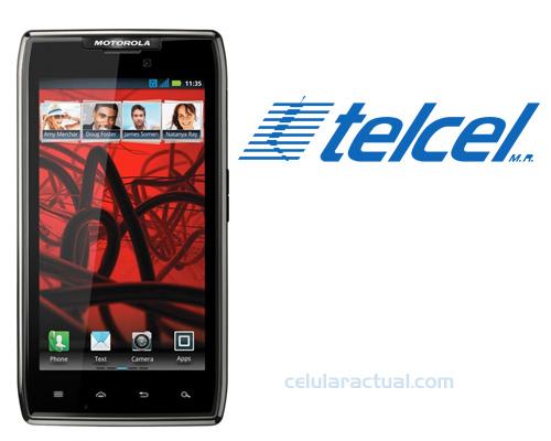 Motorola RAZR MAXX en Telcel