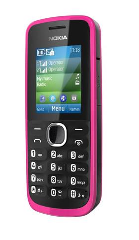 Nokia 110 cámara, Nokia 111, dual sim y sim sencilla