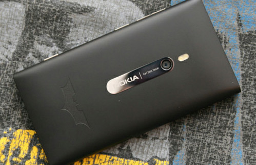 Nokia Lumia 900 llega en Batman Edition