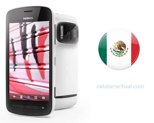 Nokia 808 PureView en México
