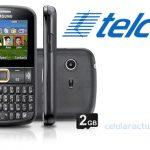 Samsung Chat E2220 un nuevo básico ya en Telcel