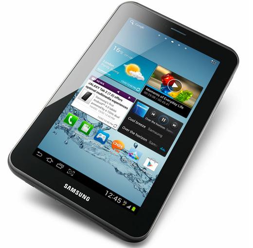 Samsung Galaxy Tab 2 de 7 pulgadas ya en México con Ice Cream Sandwich