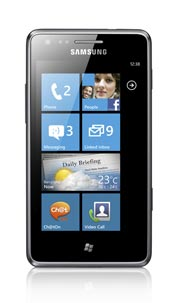 Samsung Omnia M con Windows Phone u Super AMOLED