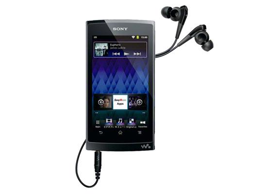 Sony Walkman Serie Z con Android 2.3 ya en México