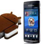 Sony Xperia Arc y Xperia Neo comienzan a recibir Ice Cream Sandwich