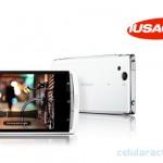 Sony Xperia Arc S en Iusacell
