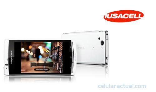 Sony Xperia Arc S en Iusacell México