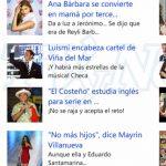 TV y Novelas app y Revista Tú app llegan los Nokia Lumia en México