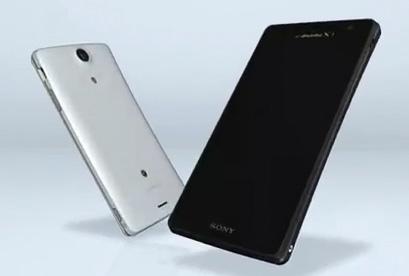 Sony Xperia GX y SX en primer Video comercial