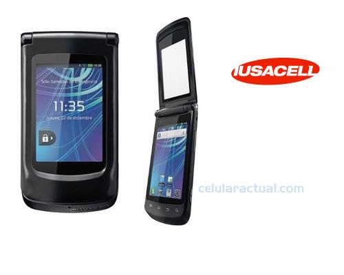 Motorola Motosmart Flip ya en México con Iusacell