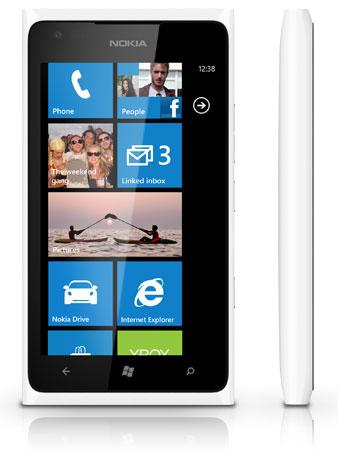 Nokia Lumia 900 en México con Telcel