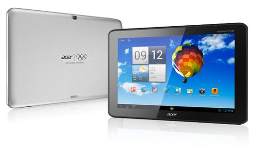 Acer Iconia Tab A510 Juegos Olímpicos edición